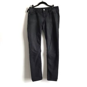 Maurices Black Jean Jeggings